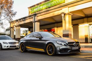 mercedes-amg c63 s edition 1 south africa