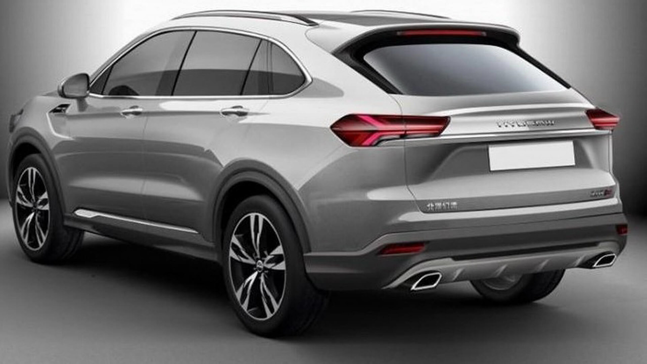 Here Is The Lamborghini Urus Knockoff And It S Called The X Series