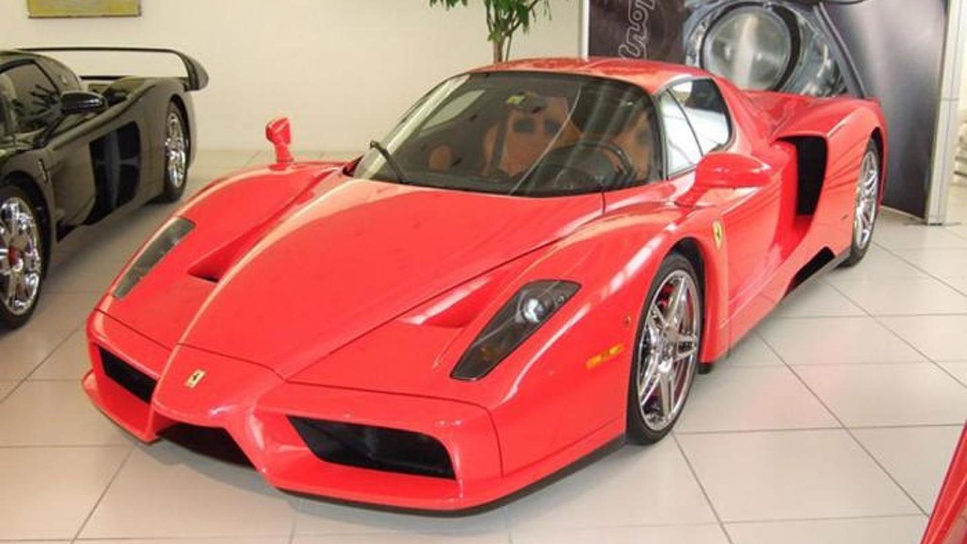 Michael Schumacher\u0027s Ferrari Enzo Up For Sale Again