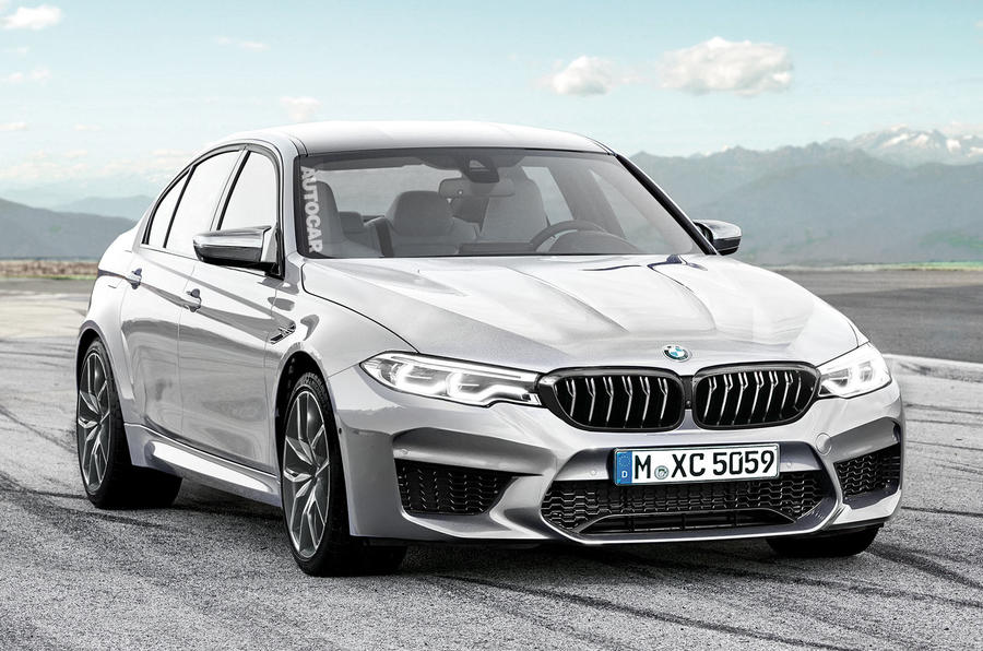 New Bmw M3 To Be Lighter And Faster Than Current M3 Cs