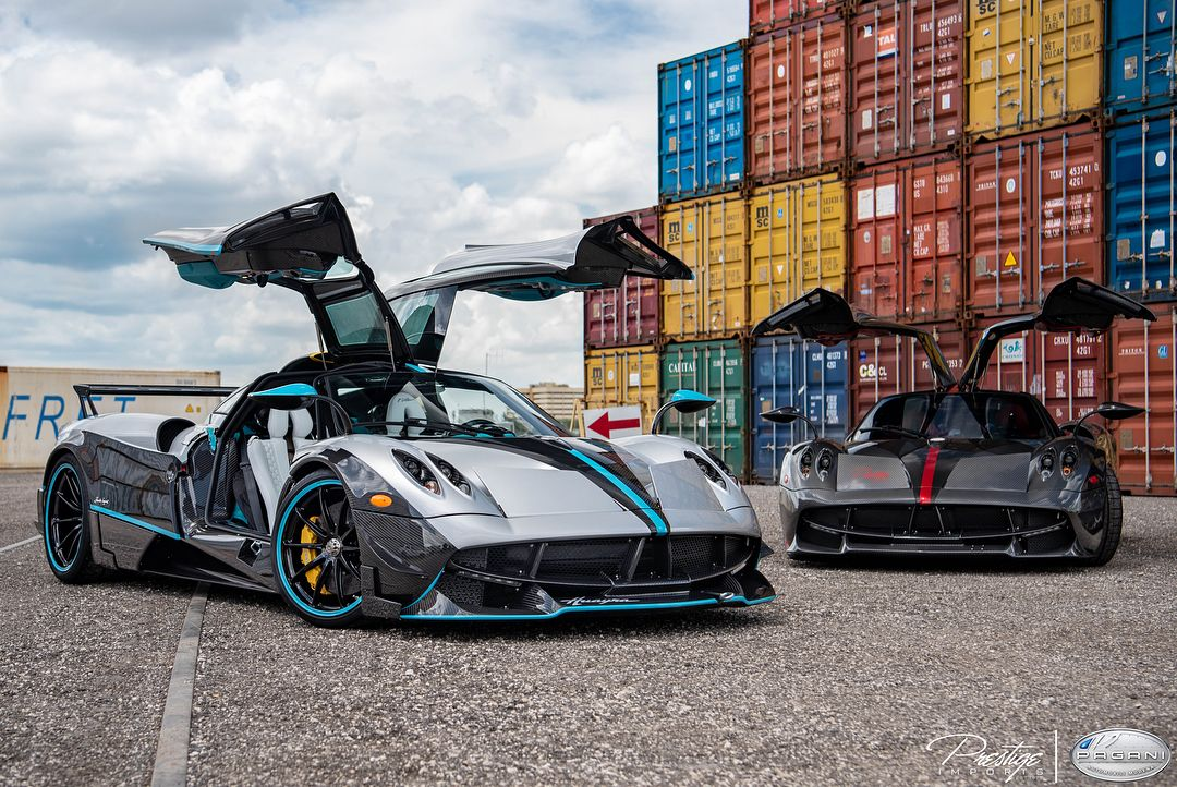 Pagani Huayra L Ultimo Delivered And It Is Worldly