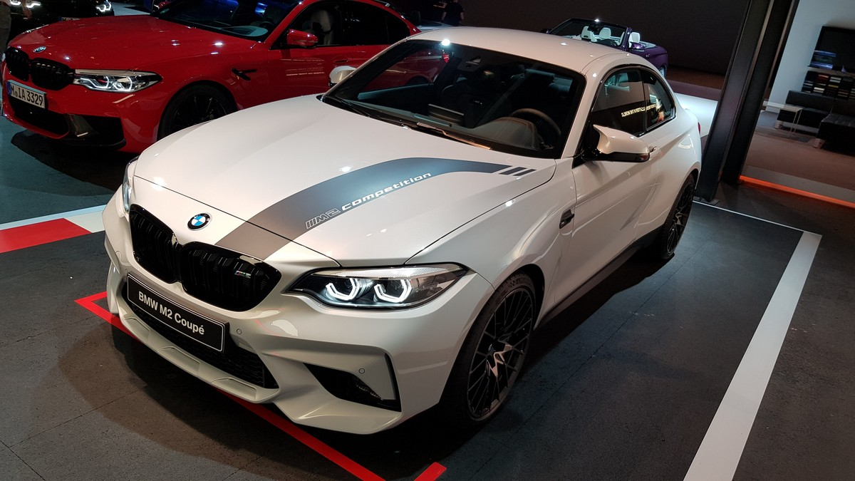 Bmw M2 Competition Black Sticker Pack Gives It More Edge