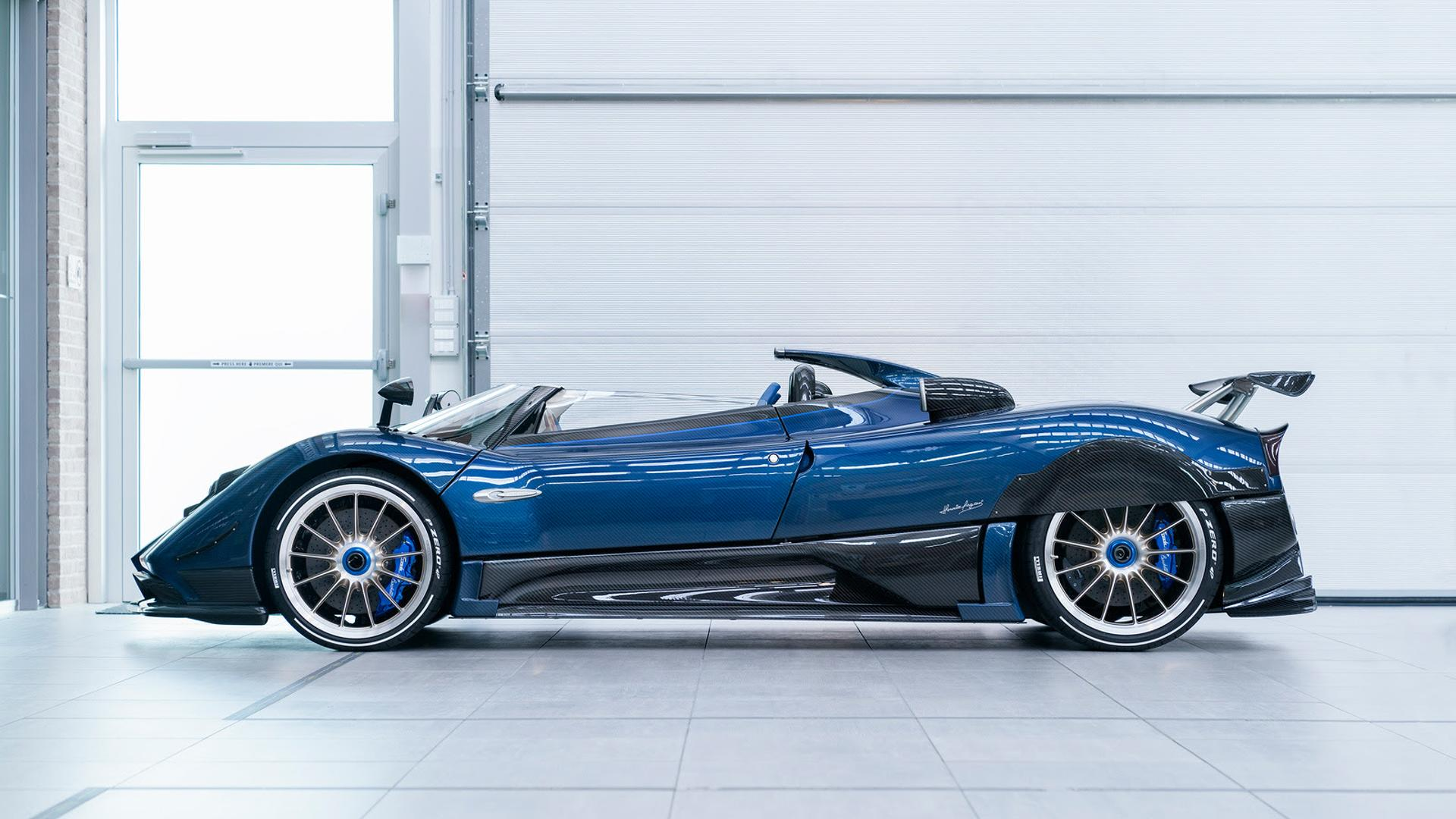 Pagani S Zonda Hp Barchetta Costs R230 Million Making It Most Expensive Car In The World