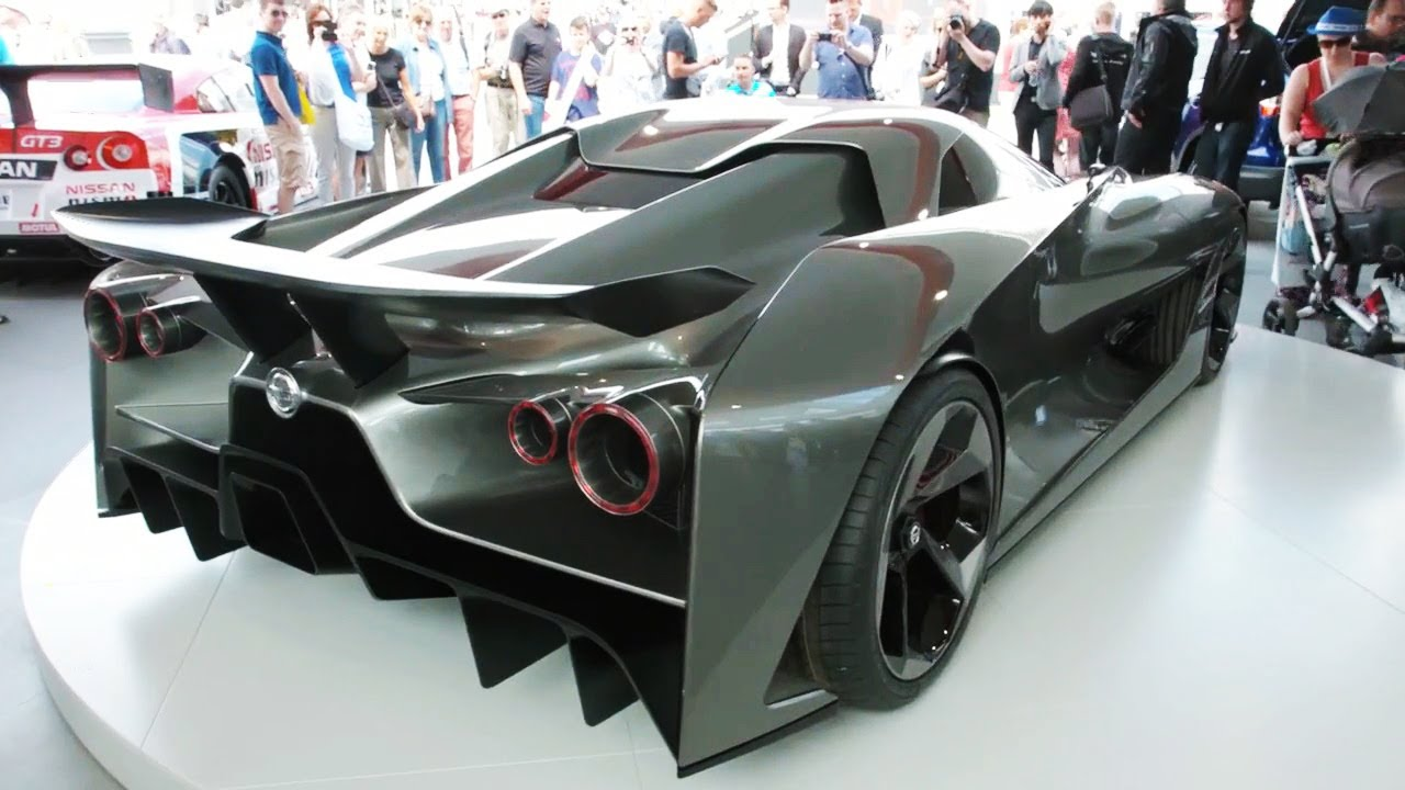 Next-Generation Nissan GT-R To Be The Fastest Super Sports ...