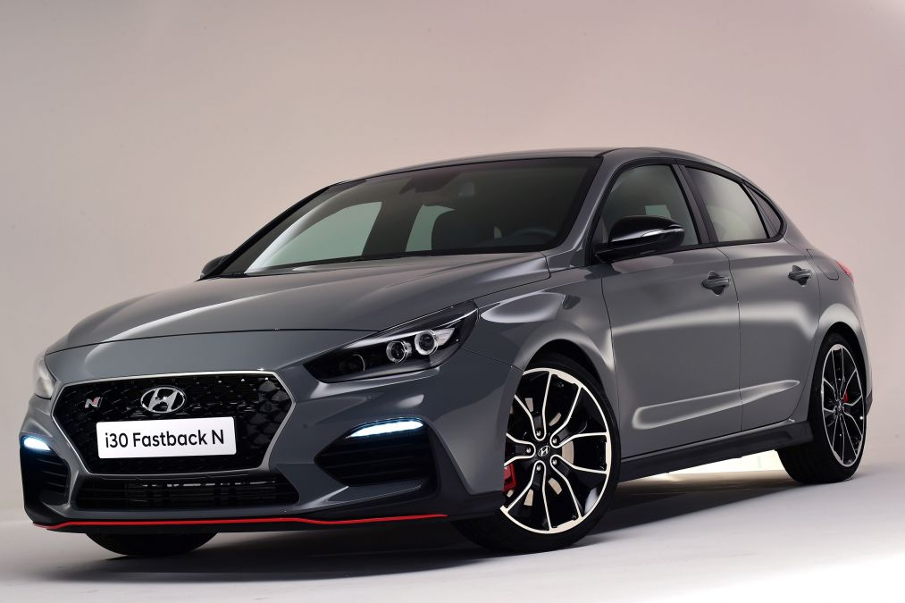 hyundai i30 fastback n revealed. Black Bedroom Furniture Sets. Home Design Ideas