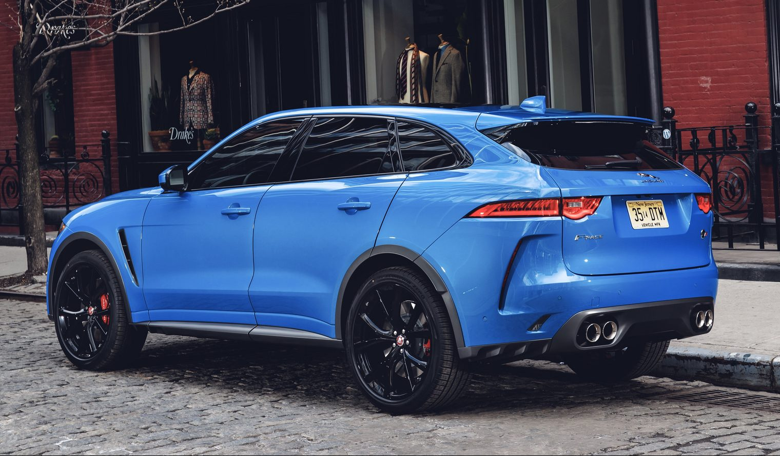 jaguar f pace svr south african pricing. Black Bedroom Furniture Sets. Home Design Ideas