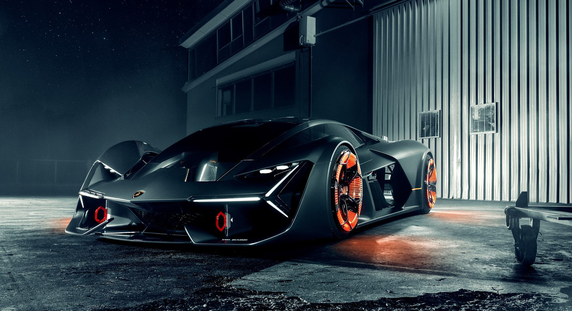 Lamborghinis For Sale >> Lamborghini's Hybrid Hypercar LB48H Will Likely Pack 838 ...