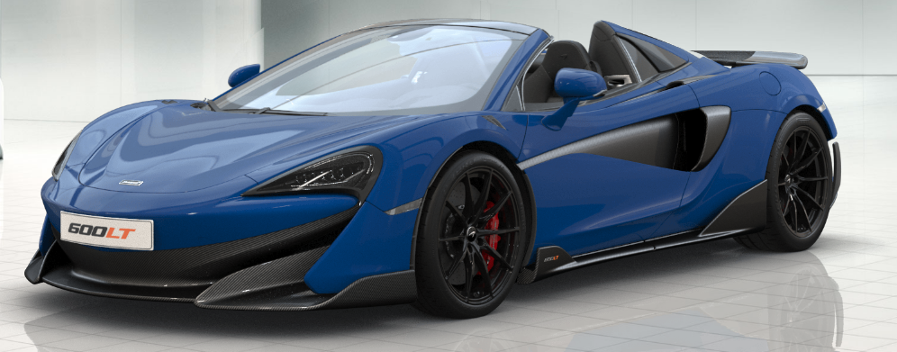 mclaren 600lt spider coming next year. Black Bedroom Furniture Sets. Home Design Ideas