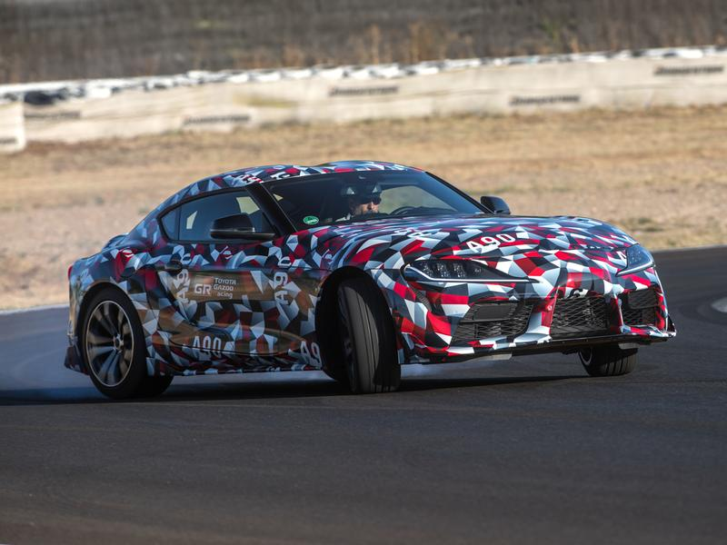 d2489043e2d5 New Toyota Supra Coming To South Africa In 2019