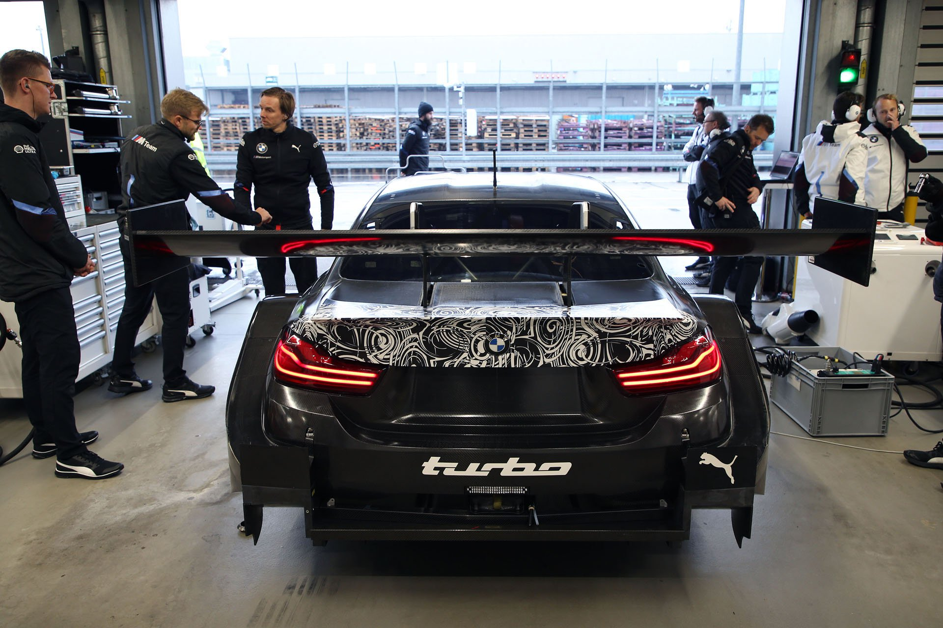 2019 Bmw M4 Dtm Racer To Use Four Pot Turbo Engine