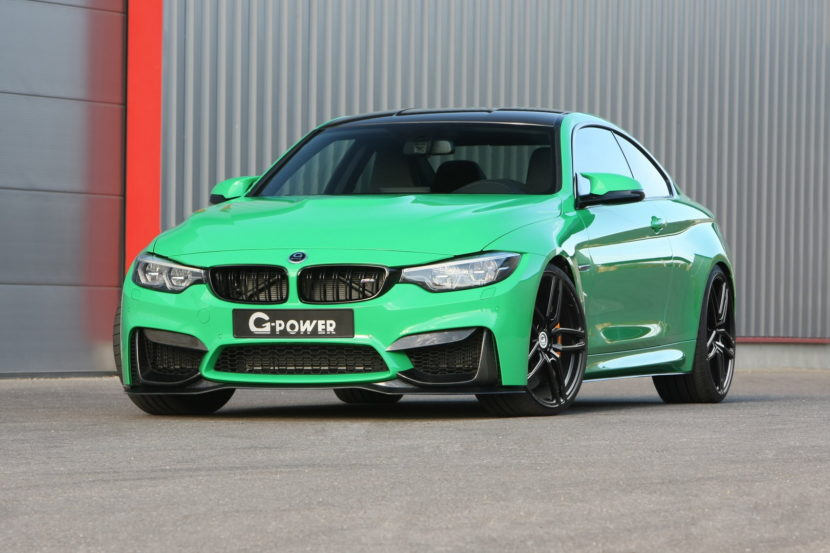 G-Power Can Crank Your BMW M3 / M4 Up To 670 hp (500 kW) Now