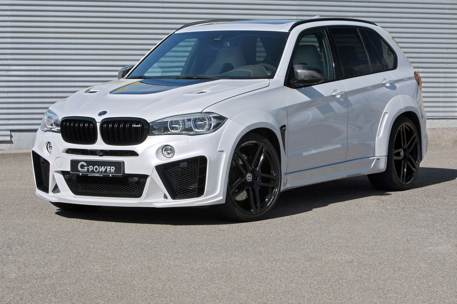 g power kits bmw x5 with typhoon wide body kit backed by power. Black Bedroom Furniture Sets. Home Design Ideas