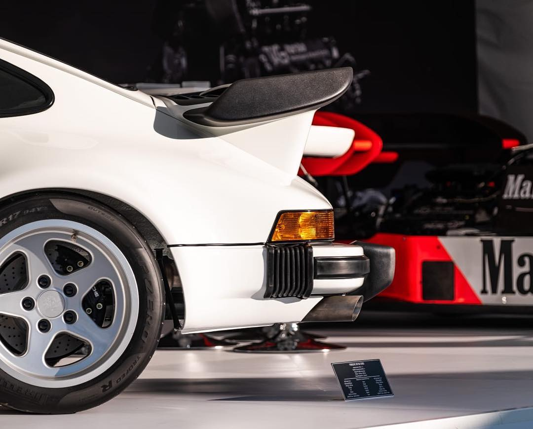 Lanzante Are Building 11 Porsche 930s With Real TAG F1 Turbo