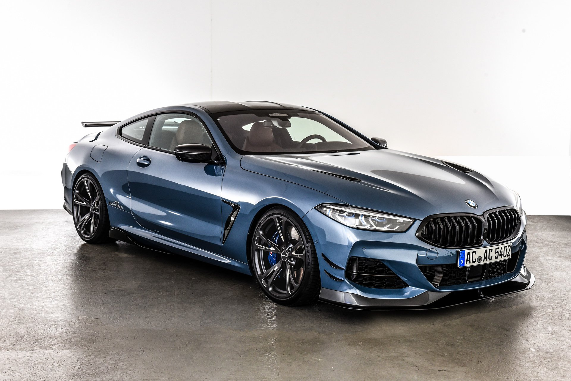 ac schnitzer bmw 8 series coupe looks furious. Black Bedroom Furniture Sets. Home Design Ideas