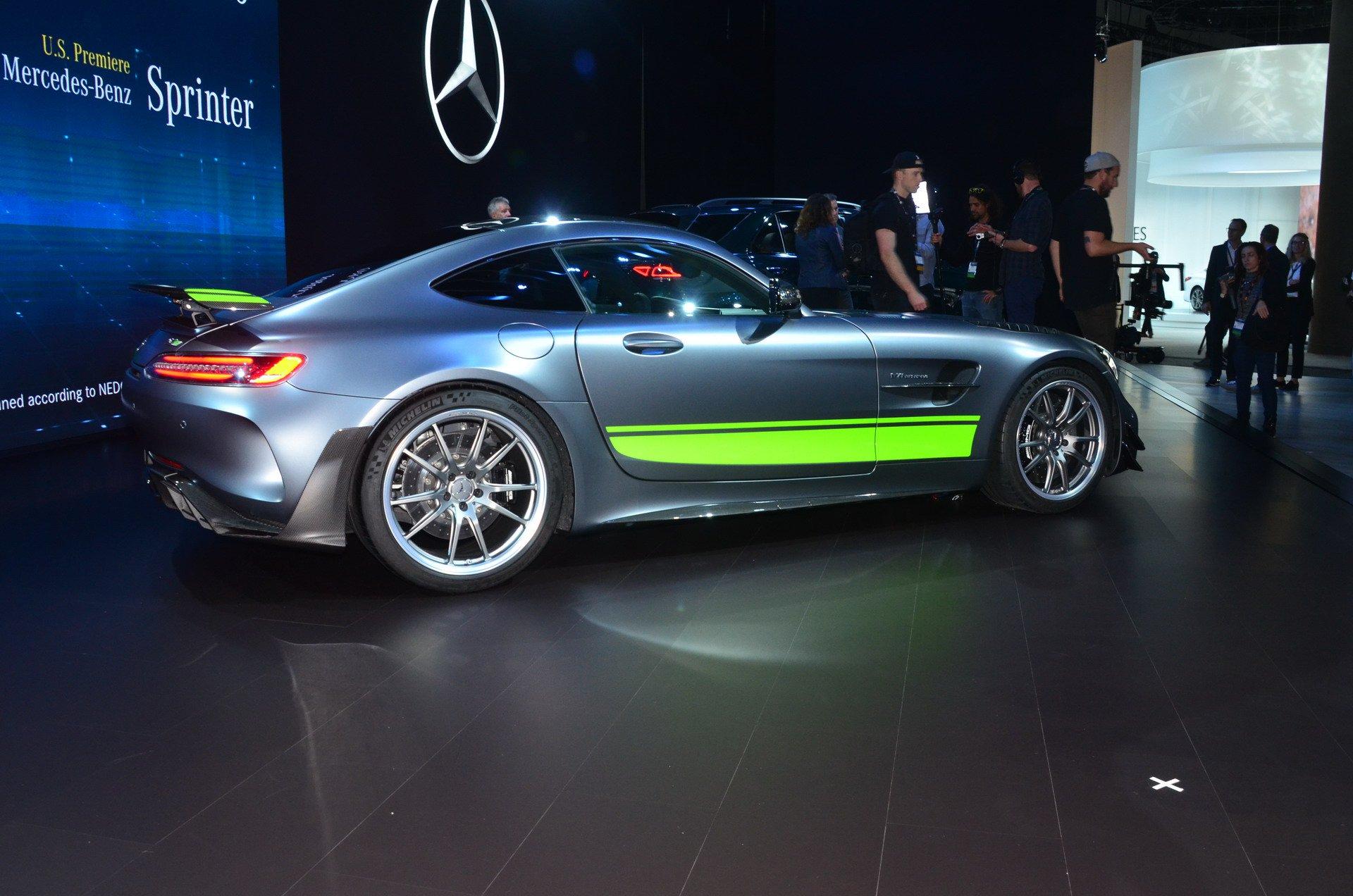 Mercedes Amg Gt R Pro Headlines New Gt Range