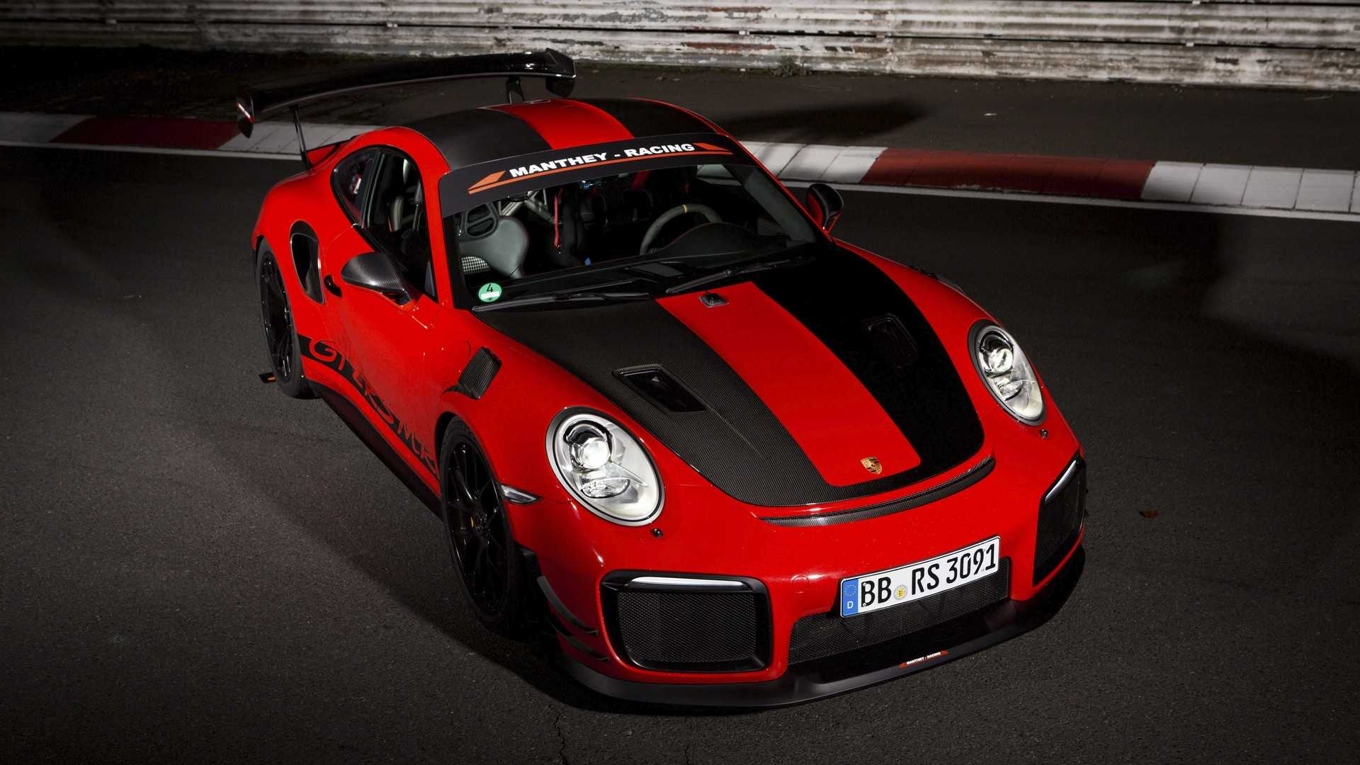 Porsche 911 Gt2 Rs Mr Becomes Fastest Road Legal Car
