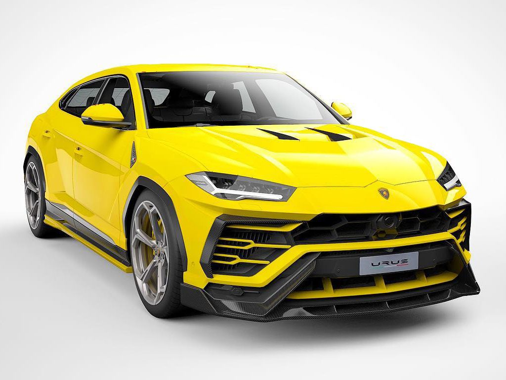 2020 Porsche Cayenne Coupe GT5 Gets Lambo Urus Engine >> More Potent Lamborghini Urus Allegedly On The Way