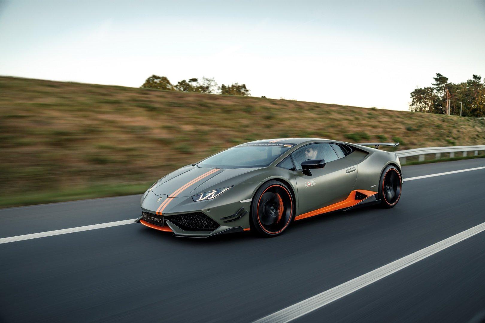 Tuner Customizes Lamborghini Huracan Avio