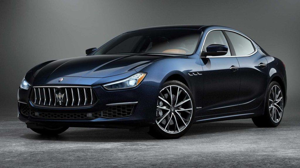 Maserati Launches Limited Edition Edizione Ile Package For Ghibli Levante And Quattroporte