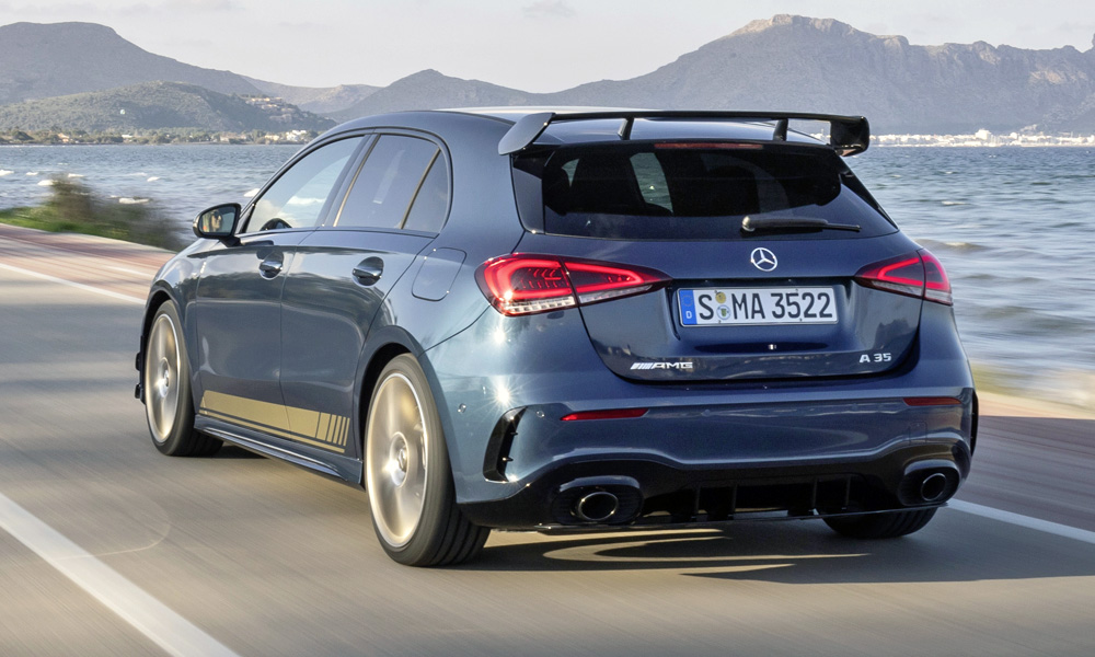 Mercedes AMG A35 Edition 1 Detailed