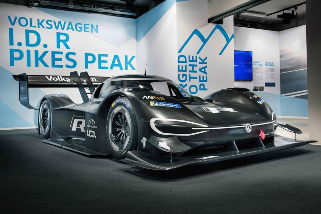 Volkswagen I.D. R Could Grab Nurburgring Lap Record From The