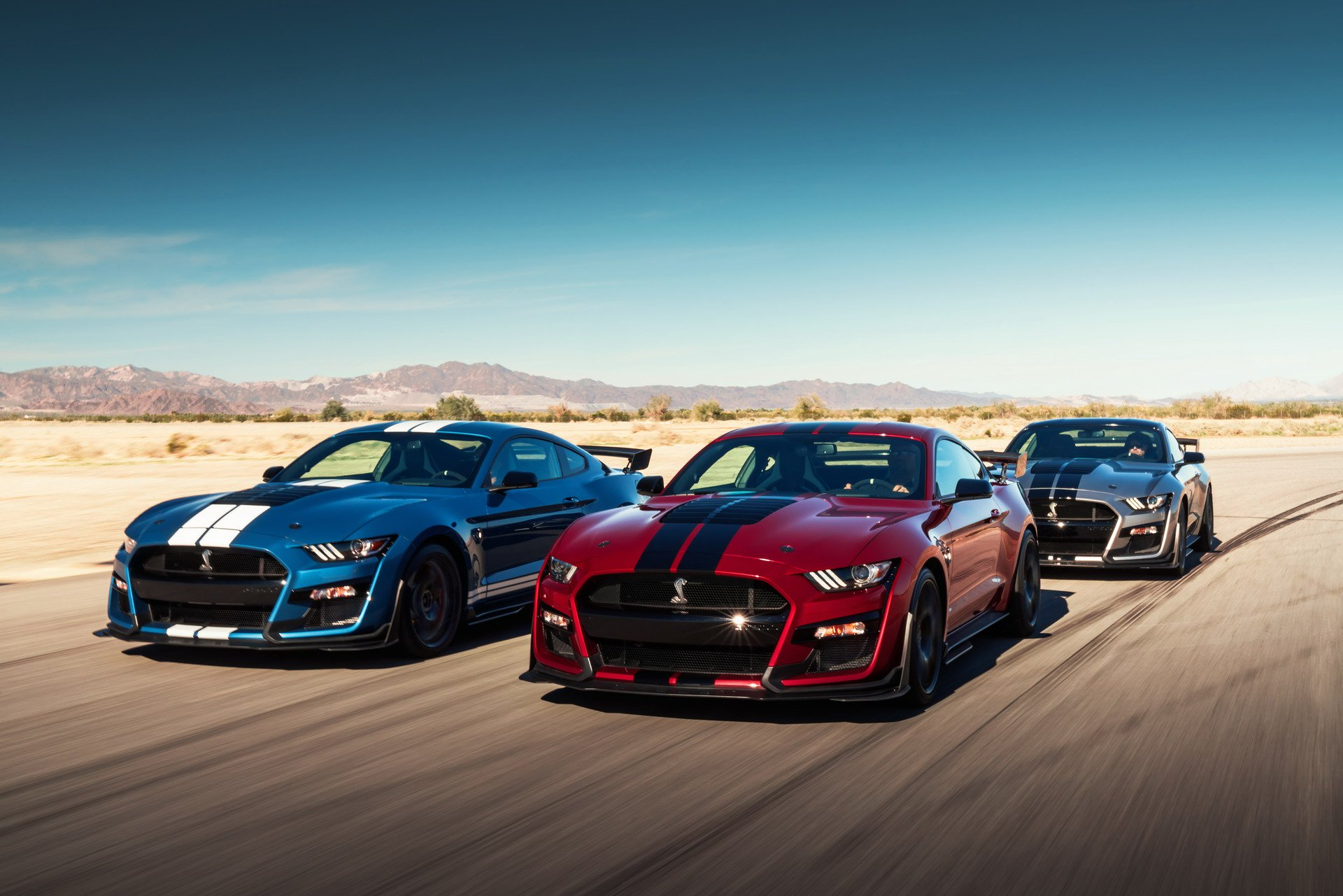 New 2020 ford shelby gt500 is now the fastest most powerful mustang ever