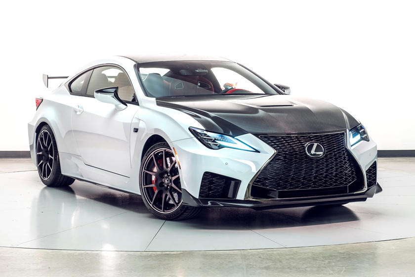 Lexus Rc F Track Edition Revealed And Will Roll Into South Africa