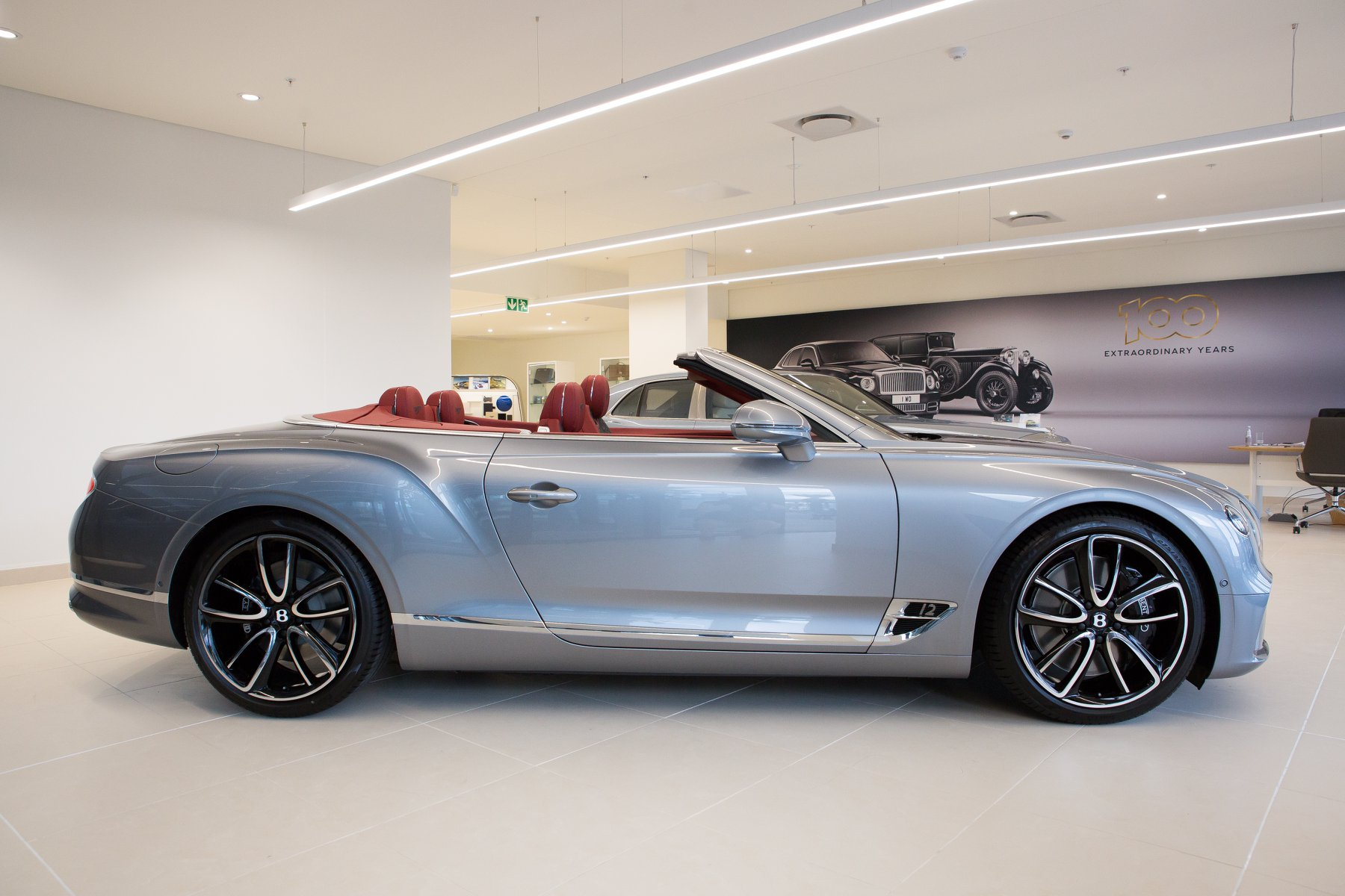 New Bentley Continental Gt Convertible Pricing For South Africa