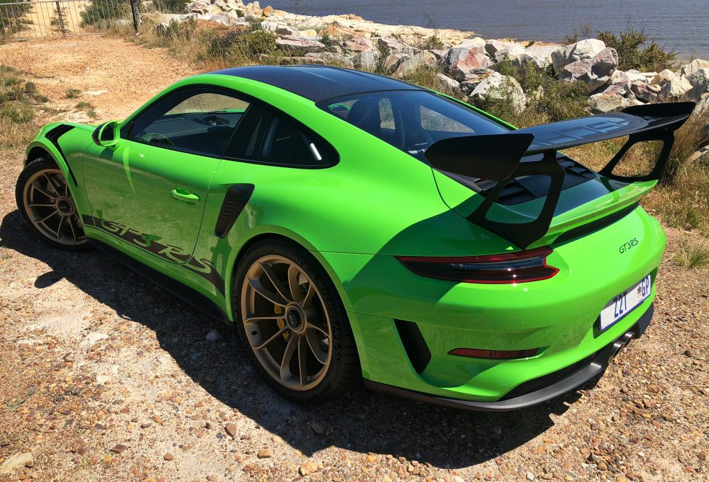 Next Porsche 911 Gt3 Rs To Remain N A With Larger Engine
