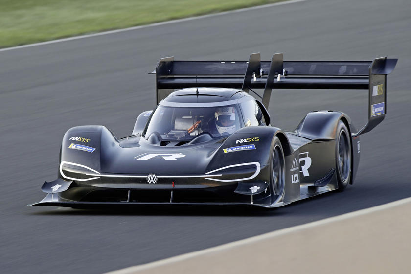 Volkswagen Want EV Nürburgring Record With Their I D  R