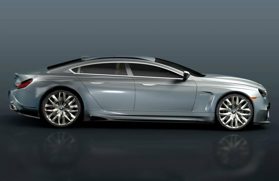 Bmw 9 Series Not Going To Happen
