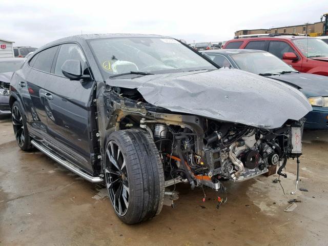 A Wrecked Lamborghini Urus Is For Sale For R1.7 Million