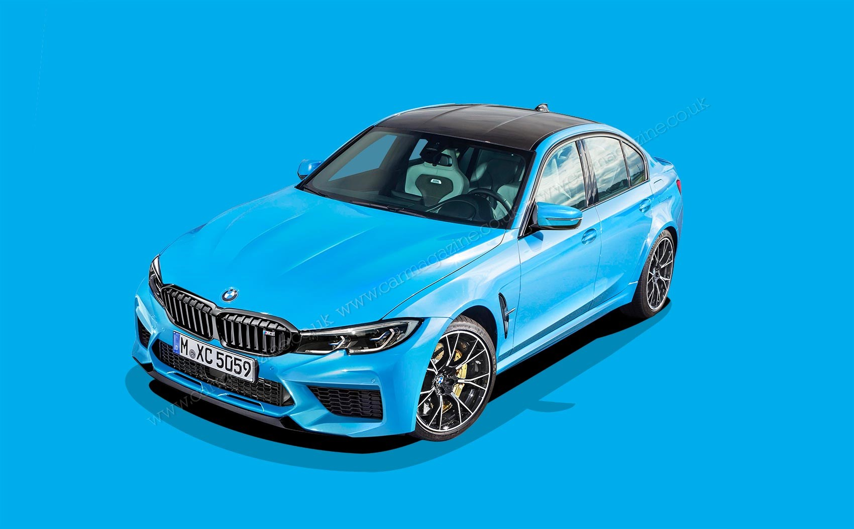 New Bmw M3 Confirmed With 480 Hp 358 Kw And 510 Hp 380 Kw