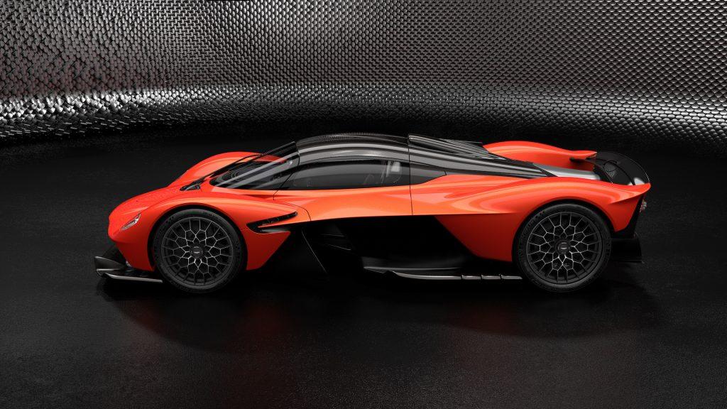Aston Martin Valkyrie Will Attempt Nürburgring Lap Record