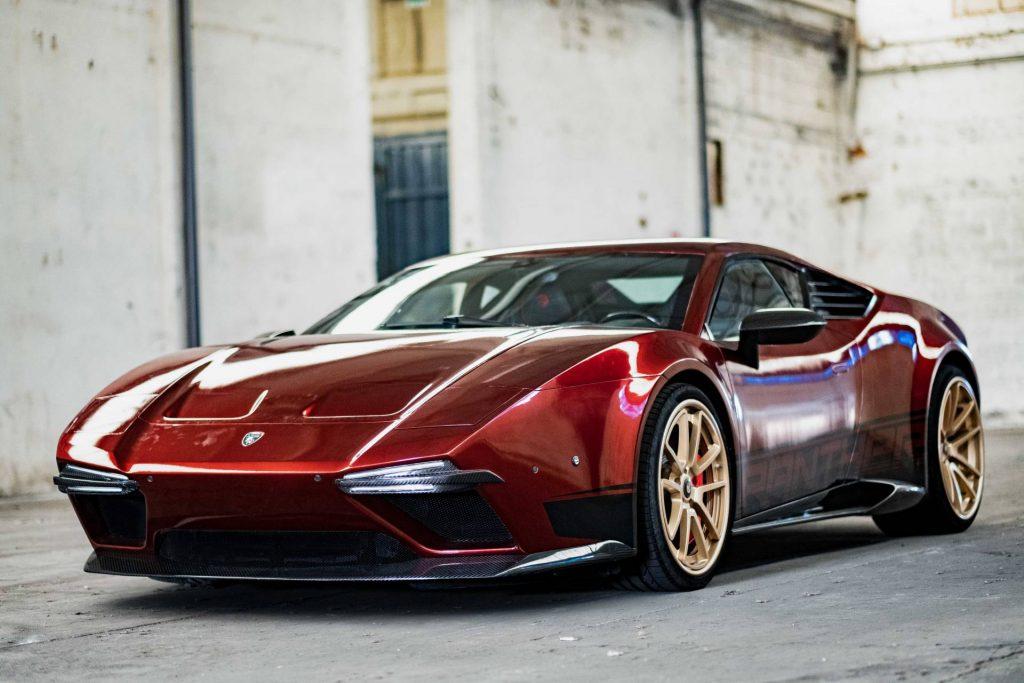 Ares Design Panther Is A Reborn De Tomaso Pantera