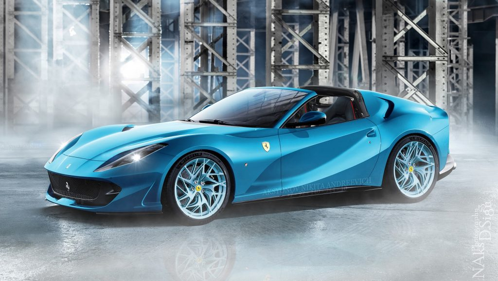 the 15 new ferrari models we are expecting  and assuming  to arrive before 2022
