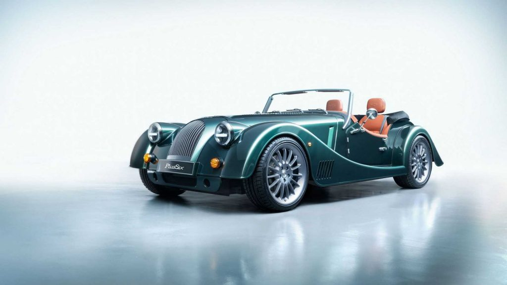 Morgan Launch The New Plus Six With A Bmw Sourced Engine