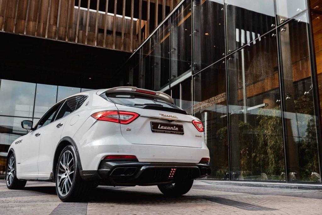 Larte Design Offer Carbon-Filled Shtorm GT Body Kit For ...