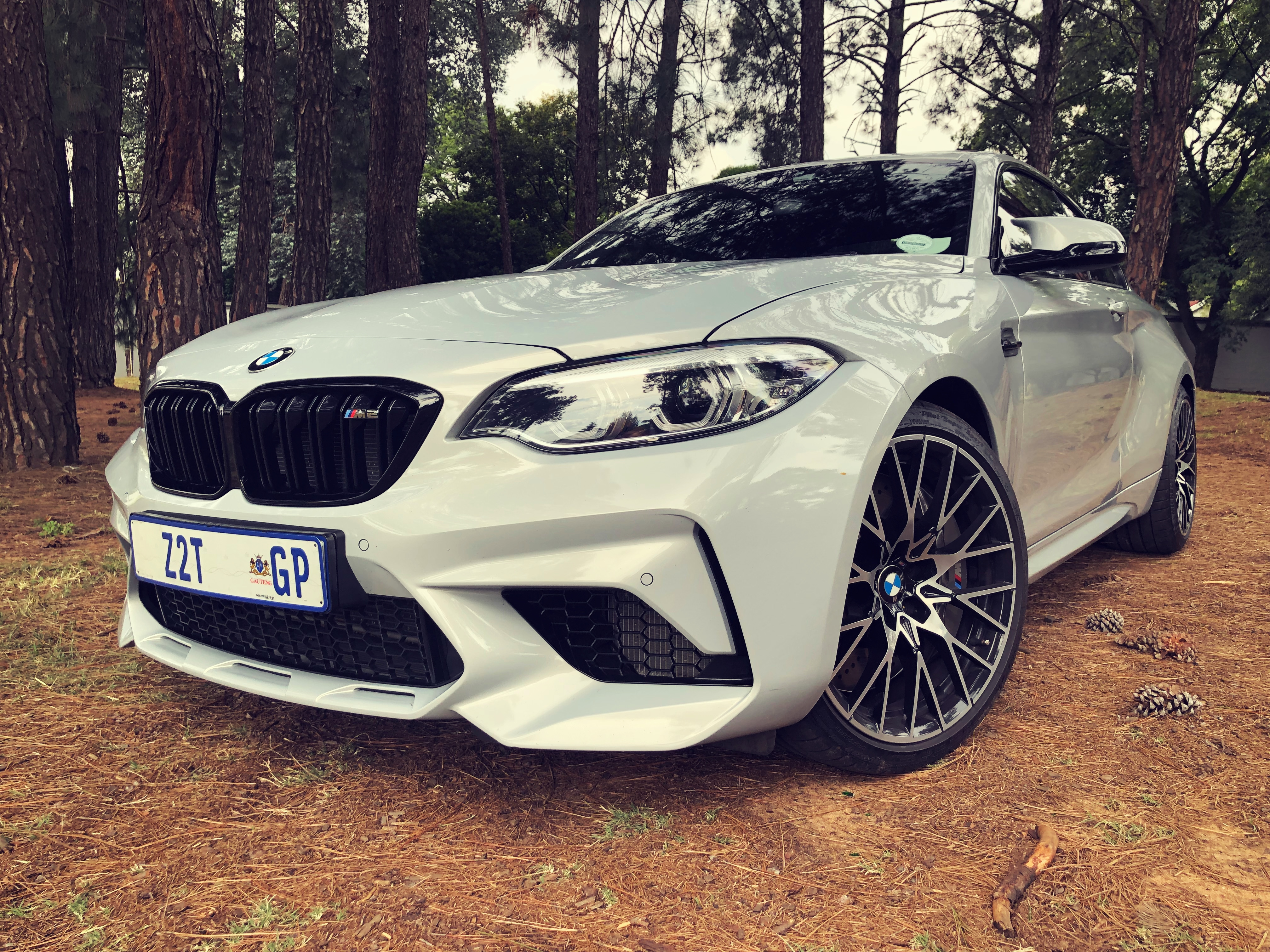 Driven Bmw M2 Competition