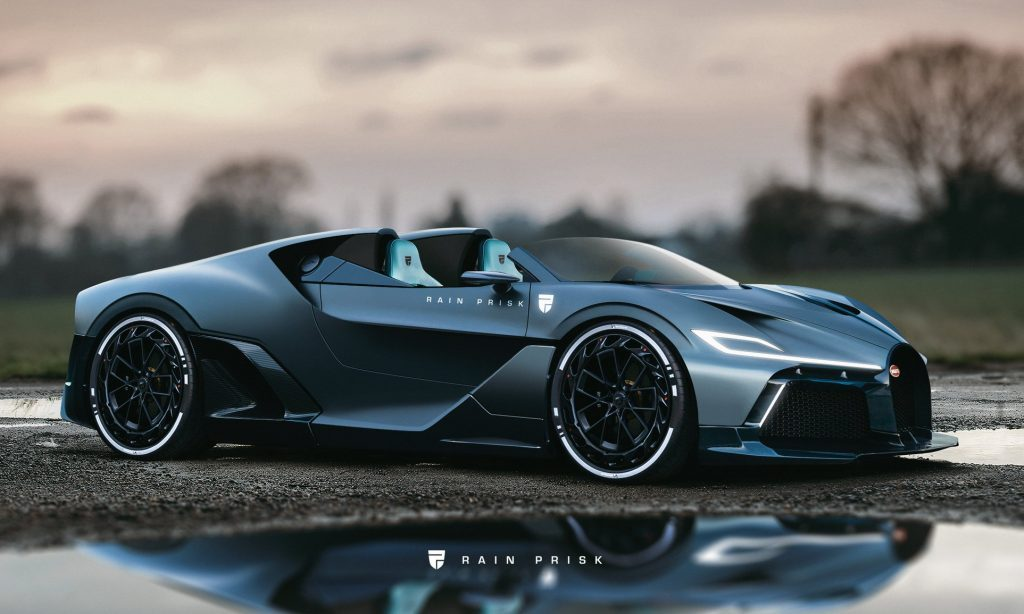 Bugatti Second Model May Be A Crossover With Almost 1,000 HP (745 kW)