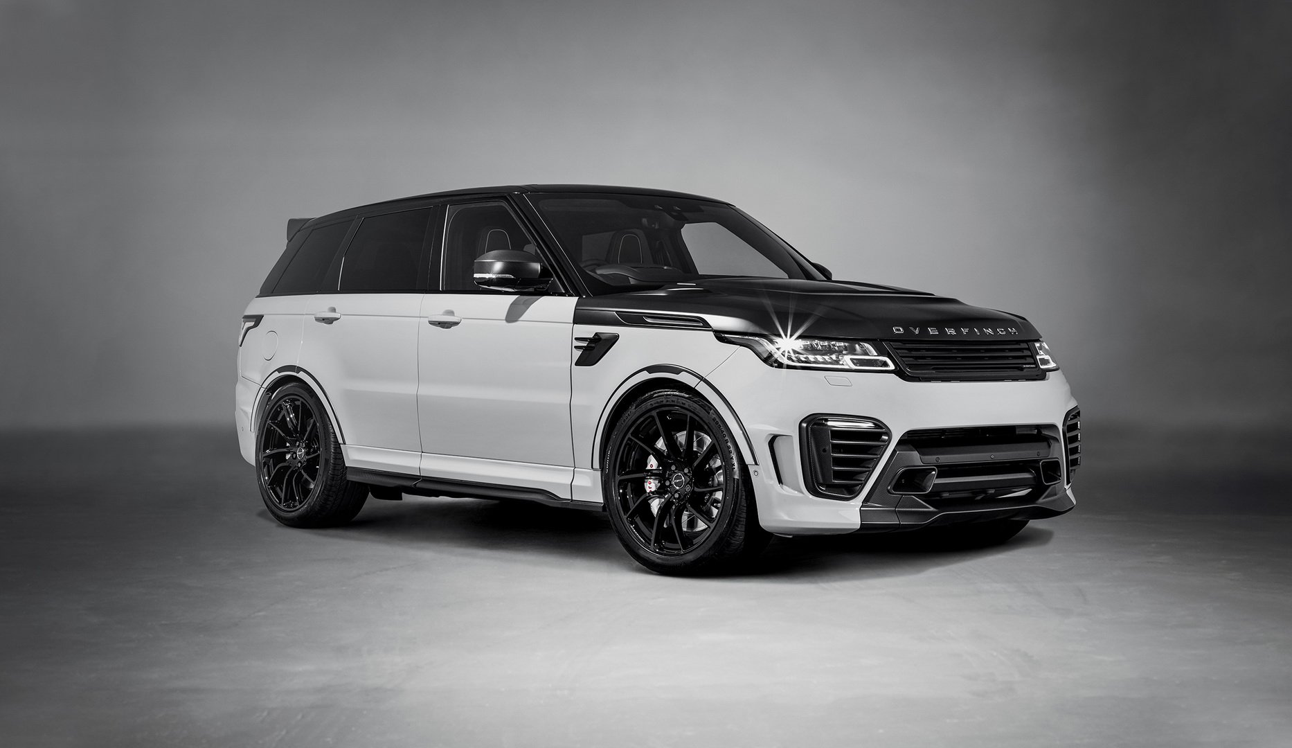 Range Rover Svr For Sale >> Overfinch Range Rover SuperSport SVR Is A Limited Edition ...