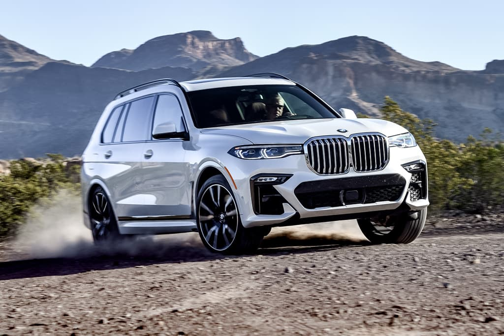 Bmw X5 M50i And X7 M50i To Pack 523 Hp 390 Kw