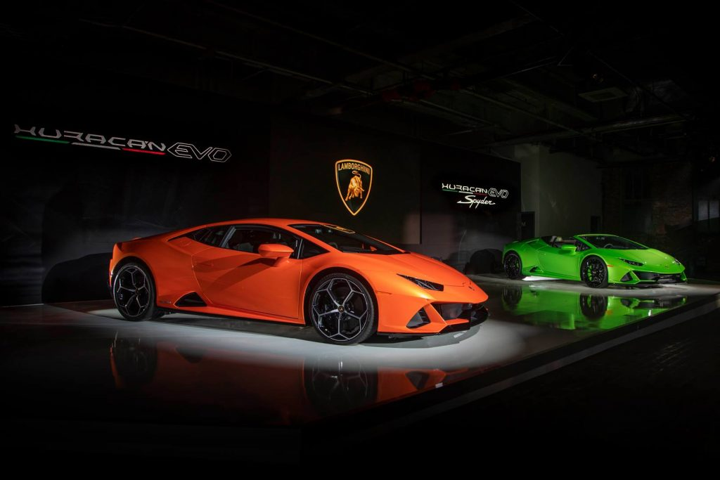 Lamborghini Huracan Evo And Huracan Evo Spyder Pricing For South Africa