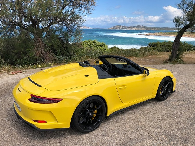 Porsche 911 Speedster Pricing For South Africa