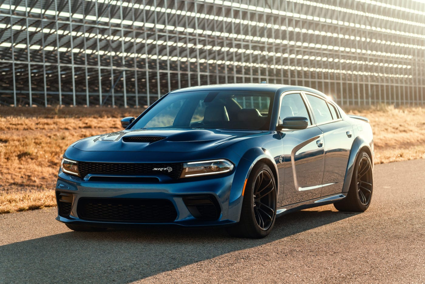 Dodge Charger Srt Hellcat Widebody Revealed