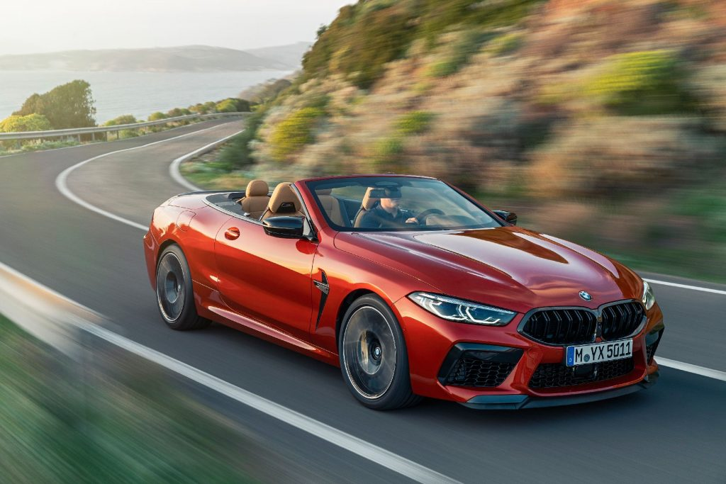 Bmw M8 And M8 Competition Finally Revealed With Most