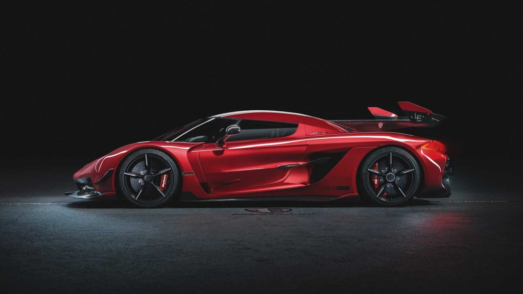Koenigsegg Ccxr Trevita >> Koenigsegg Jesko Red Cherry Edition Is A Gorgeous One-Off