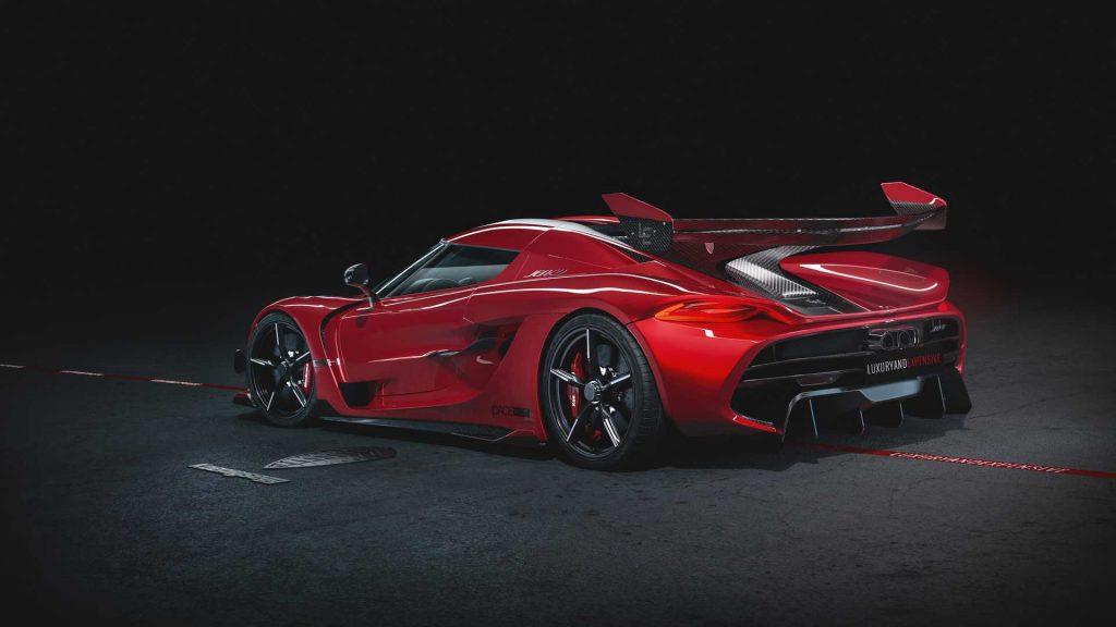 Koenigsegg Ccxr Trevita >> Koenigsegg Jesko Red Cherry Edition Is A Gorgeous One-Off