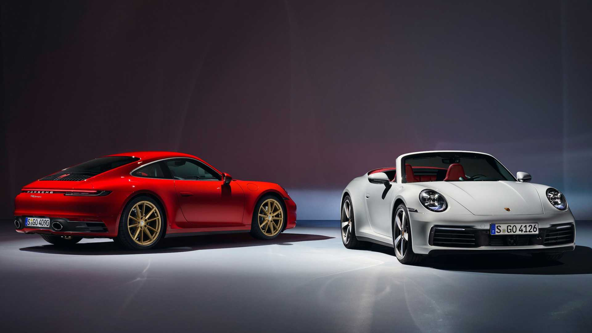 Porsche 911 Carrera Coupe And Cabriolet Base Model Revealed With Sa Pricing