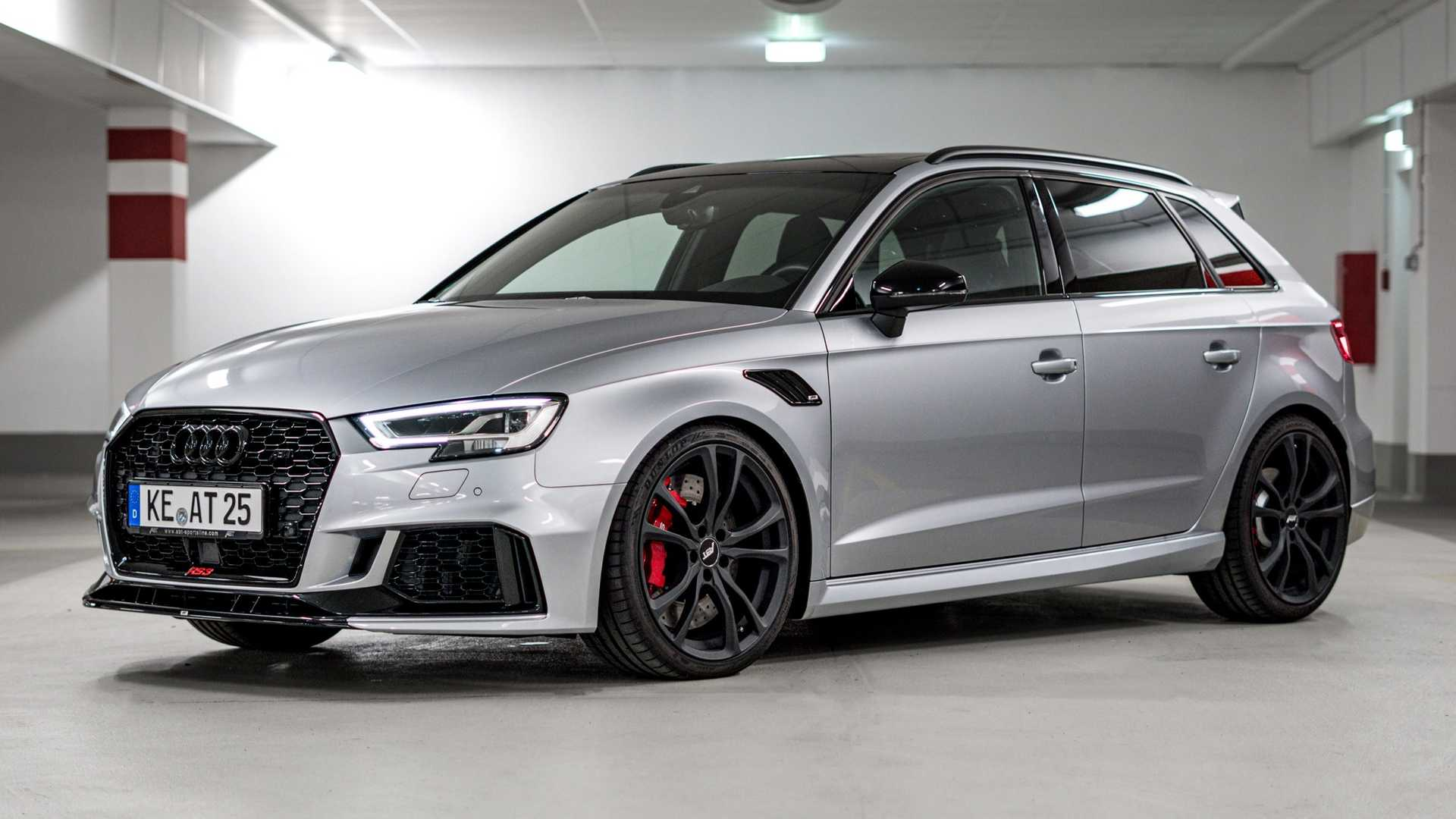 ABT Cranks Audi RS3 To 470 HP (350 kW)